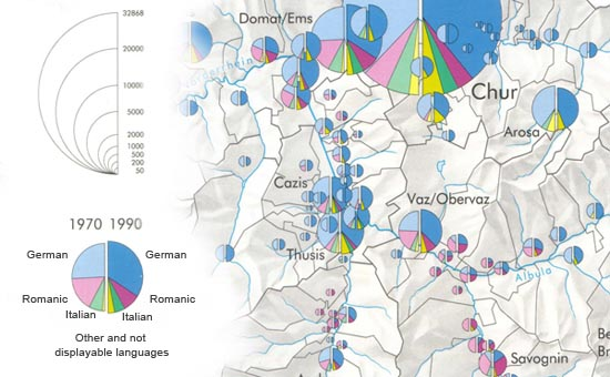 Diagram Maps Cartograms Referring To A Specific Point Or Area